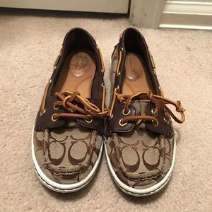 😍coach shoes 😍